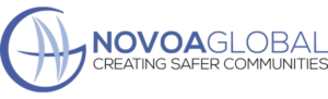 NovoaGlobal Creating Safer Communities Logo