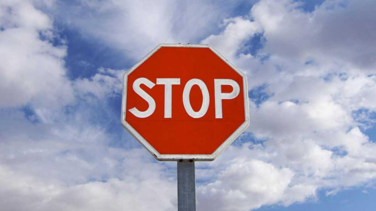 Novoaglobal Stop Sign Enforcement