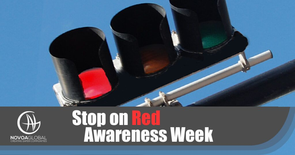 Strong Red Light Camera Support - image of red traffic light