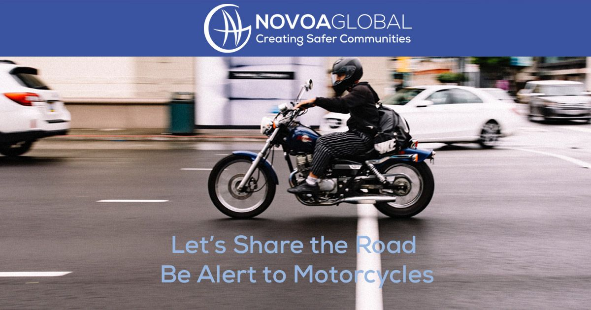 image of motorcycle in traffic