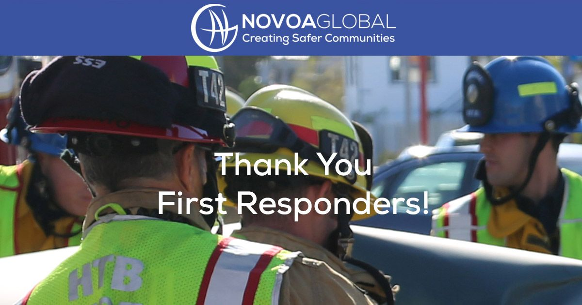 Image of first responders