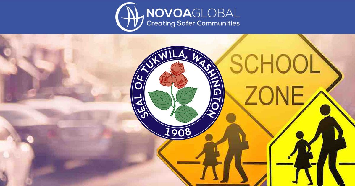 images of logo and school zone signs